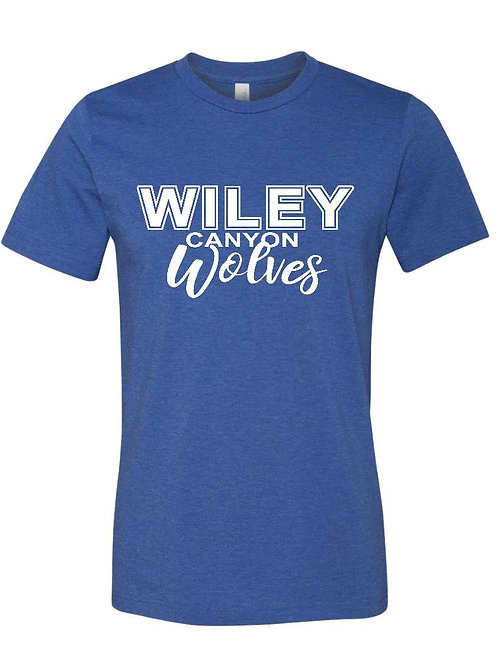 Wiley Canyon Wolves T-Shirt