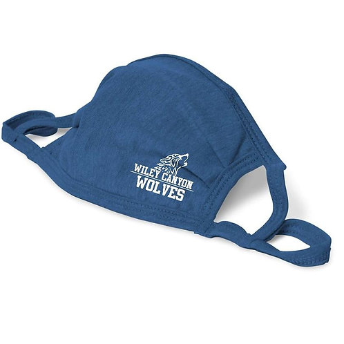 Wiley Canyon Adjustable Face Mask One Size Fits Most