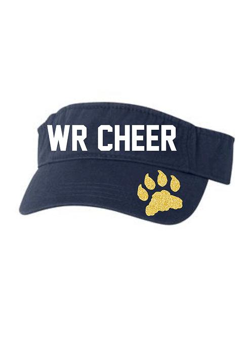 WR Cheer Visor
