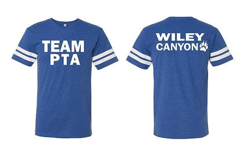 Team PTA Wiley Canyon Unisex Jersey Shirt