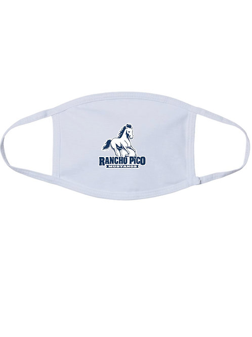 Rancho Pico Logo Face Mask
