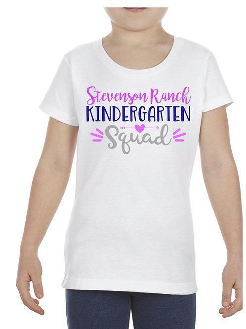 Kindergarten Squad T-Shirt