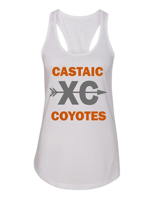 Castaic Coyotes XC Tank