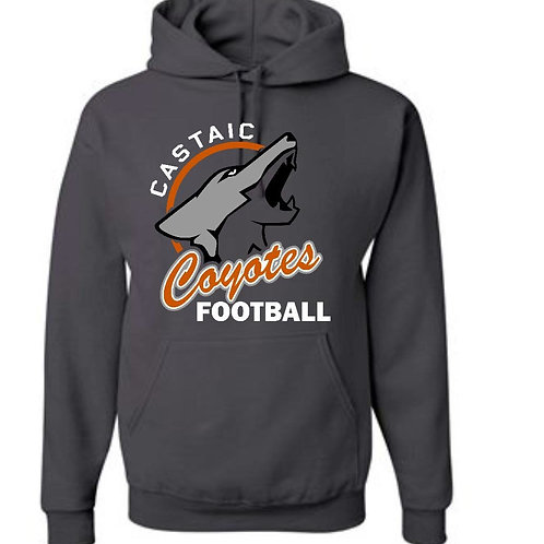 Castaic Football Hoodie
