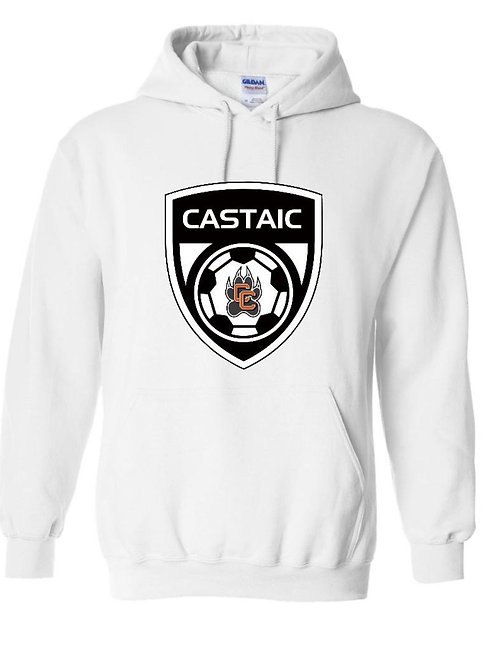 Castaic Soccer Crest Hoodie