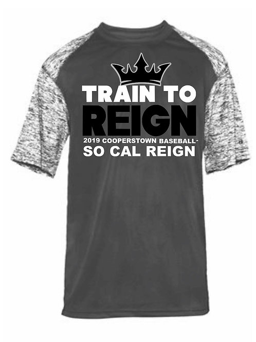 Reign Camo Dryfit T-Shirt