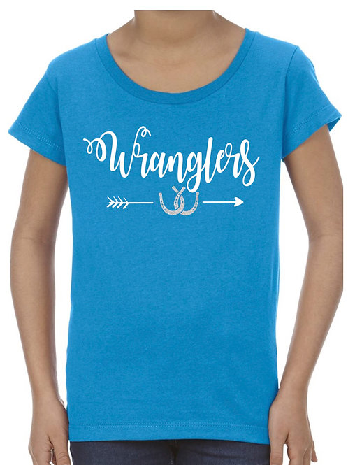 Wranglers Shirt with Glitter