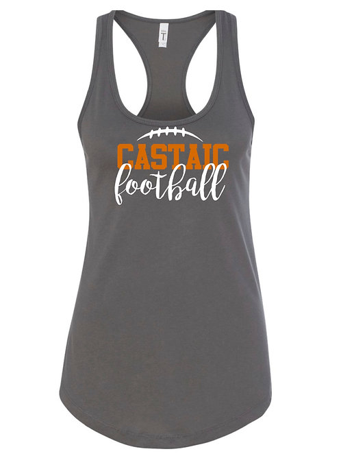 Castaic Football Tank