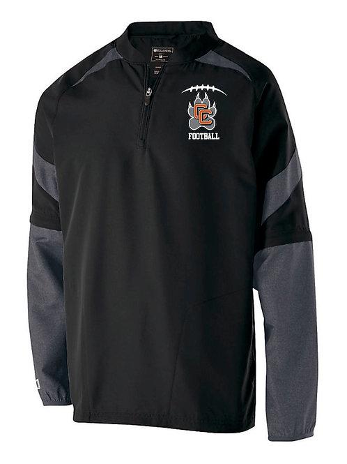 Castaic 3/4 Zip Long Sleeve Shirt