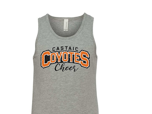 Castaic Coyotes Cheer Tank