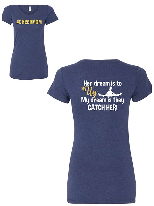 Her Dream Is To Fly T-Shirt