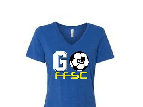 FFSC V-Neck Shirt