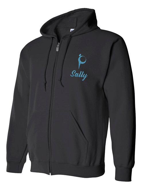 Paramount Elite Zip Hoodie with Personalization