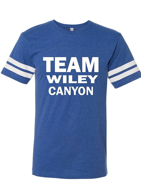 Team Wiley Canyon Jersey T-Shirt