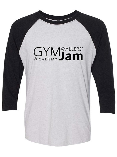 Wallers' 3/4 sleeve Unisex T-shirt