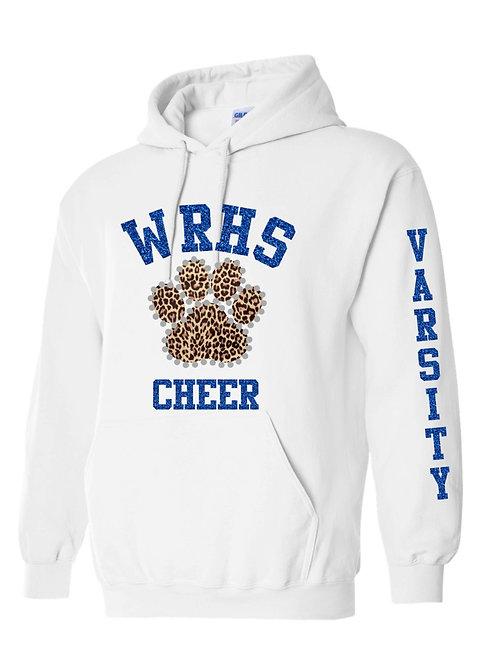WRHS Varsity Cheer Hoodie