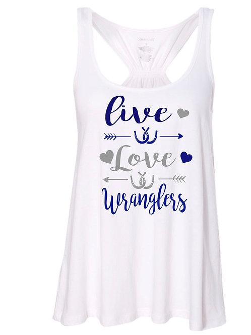 Live Love Wranglers Tank