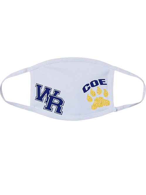 West Ranch Face Mask with Personalization