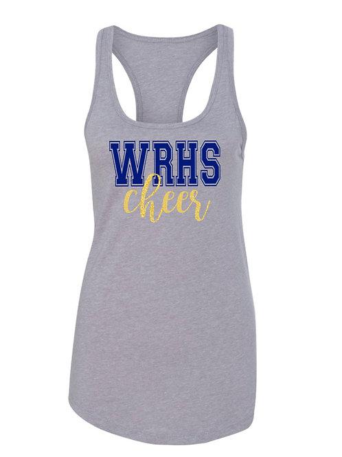 WRHS Cheer Tank