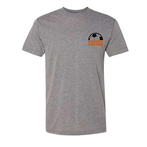 Castaic Soccer T-Shirt with Ball
