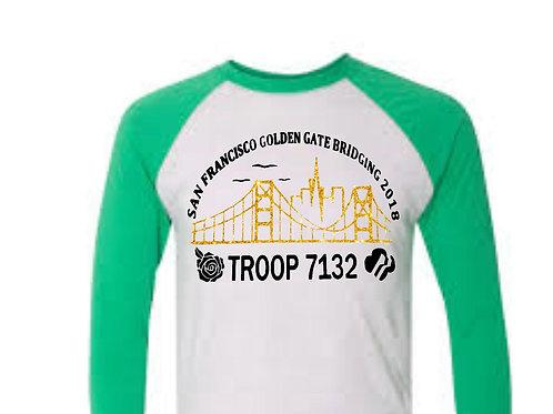 Girl Scout Bridging Shirt