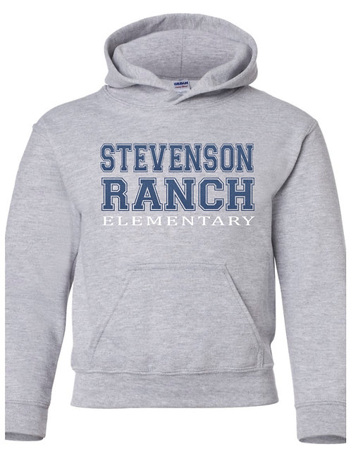 Stevenson Ranch Pullover Hoodie