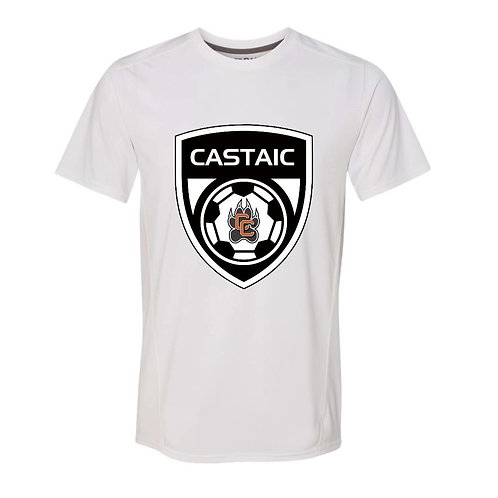 Castaic Soccer Crest Performance T-Shirt