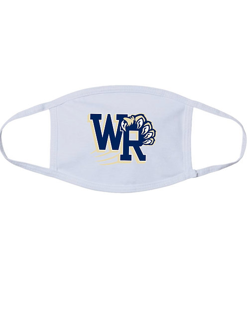 West Ranch Logo Face Mask
