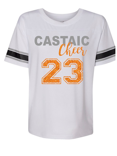 Castaic Cheer Game Time Jersey