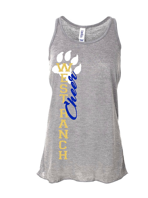 West Ranch Cheer Tank