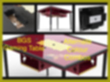 BGS Gaming Table Alternate Colours