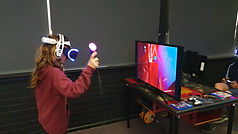 BGS Mobile Entertainment Service Dual PSVR Experience Station