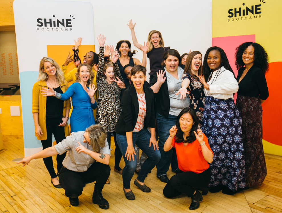 Shine Bootcamp 2019 - @ Shopify HQ