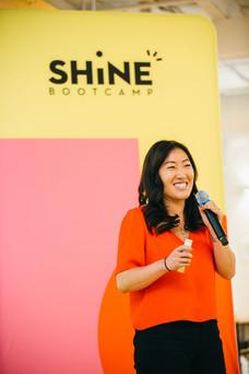 Agnes Tseng - Shine Bootcamp