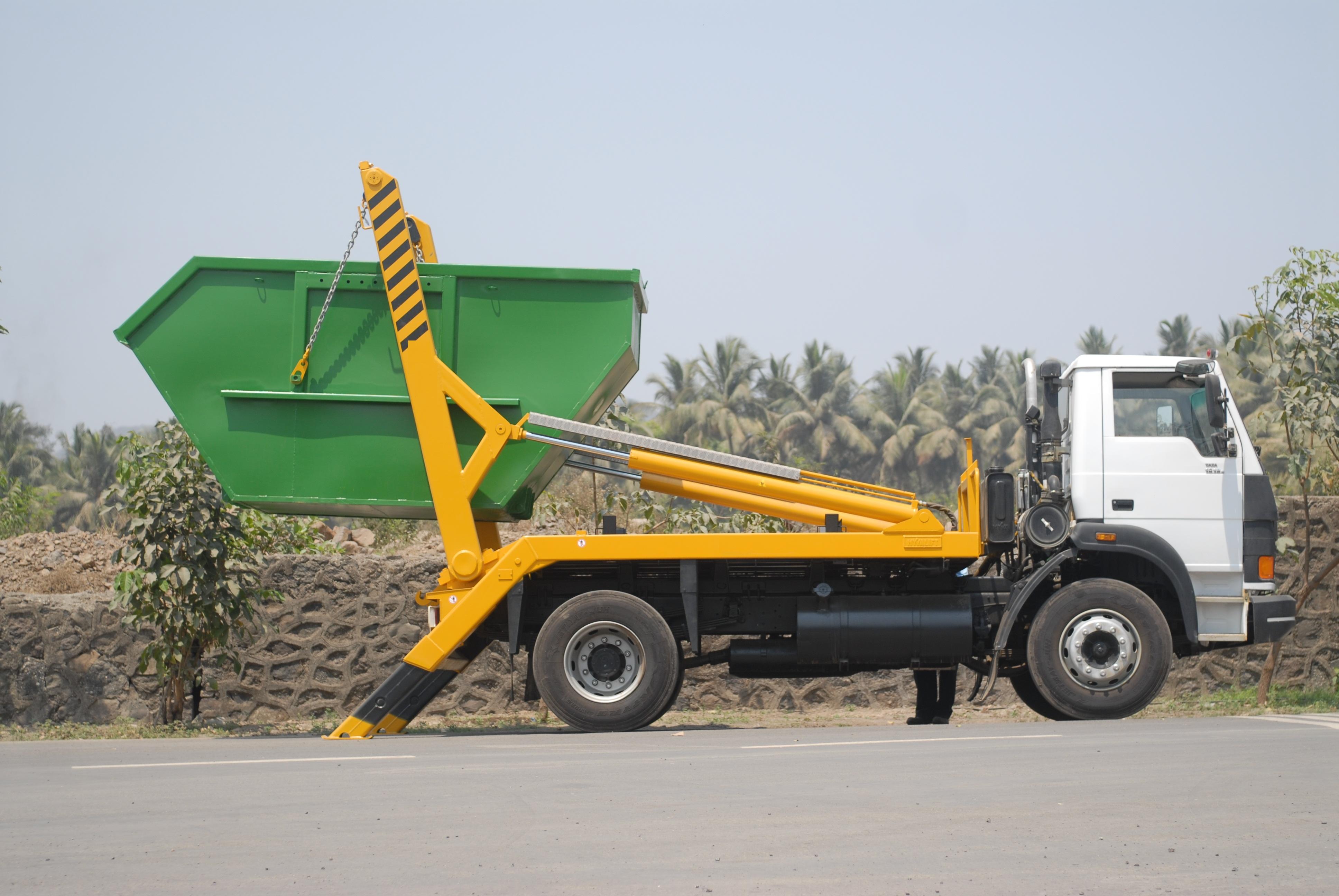 Skip loader