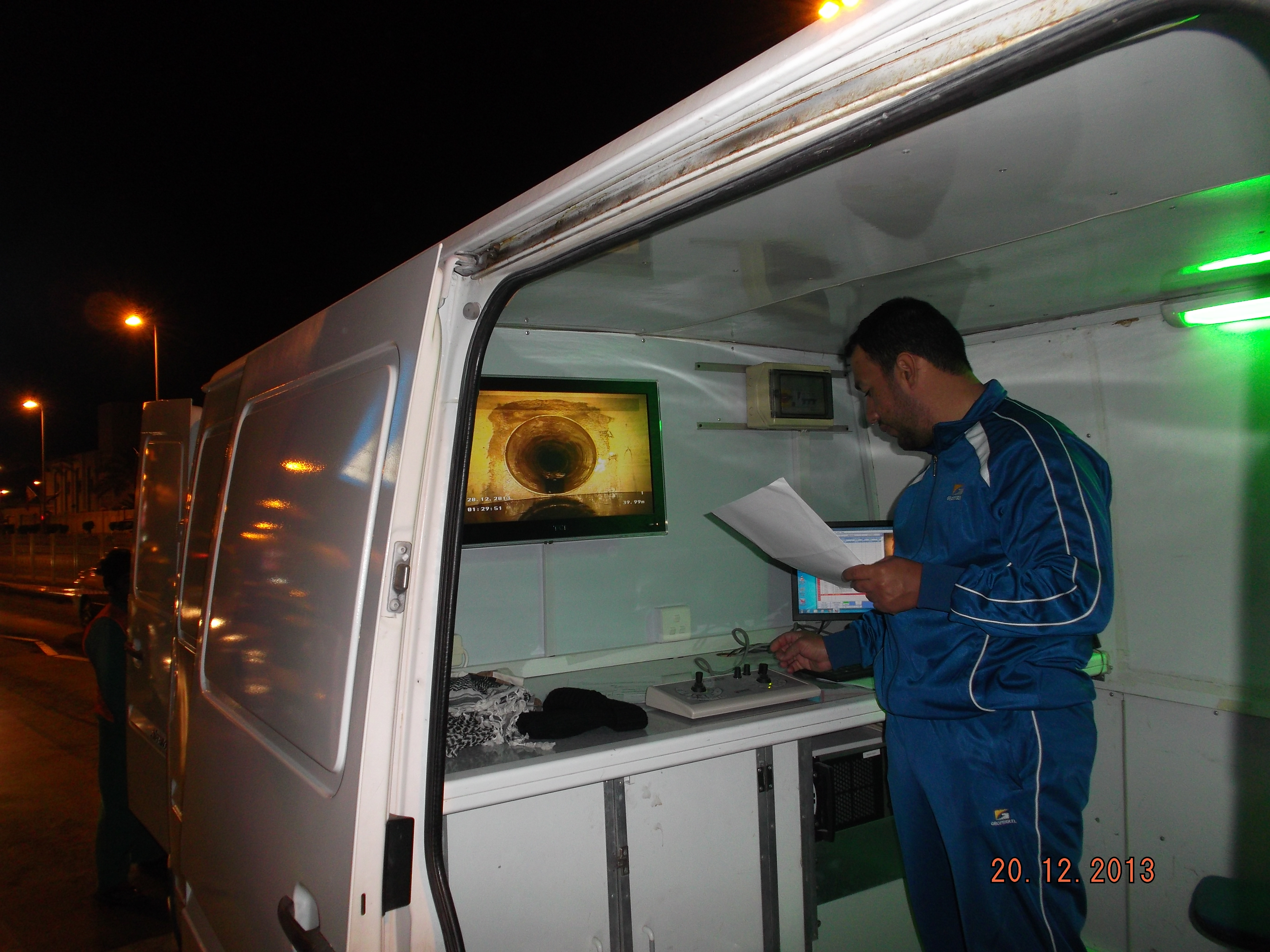 CCTV VAN gudaibiya site