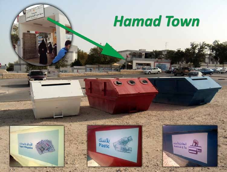 Skps in Hamad Town