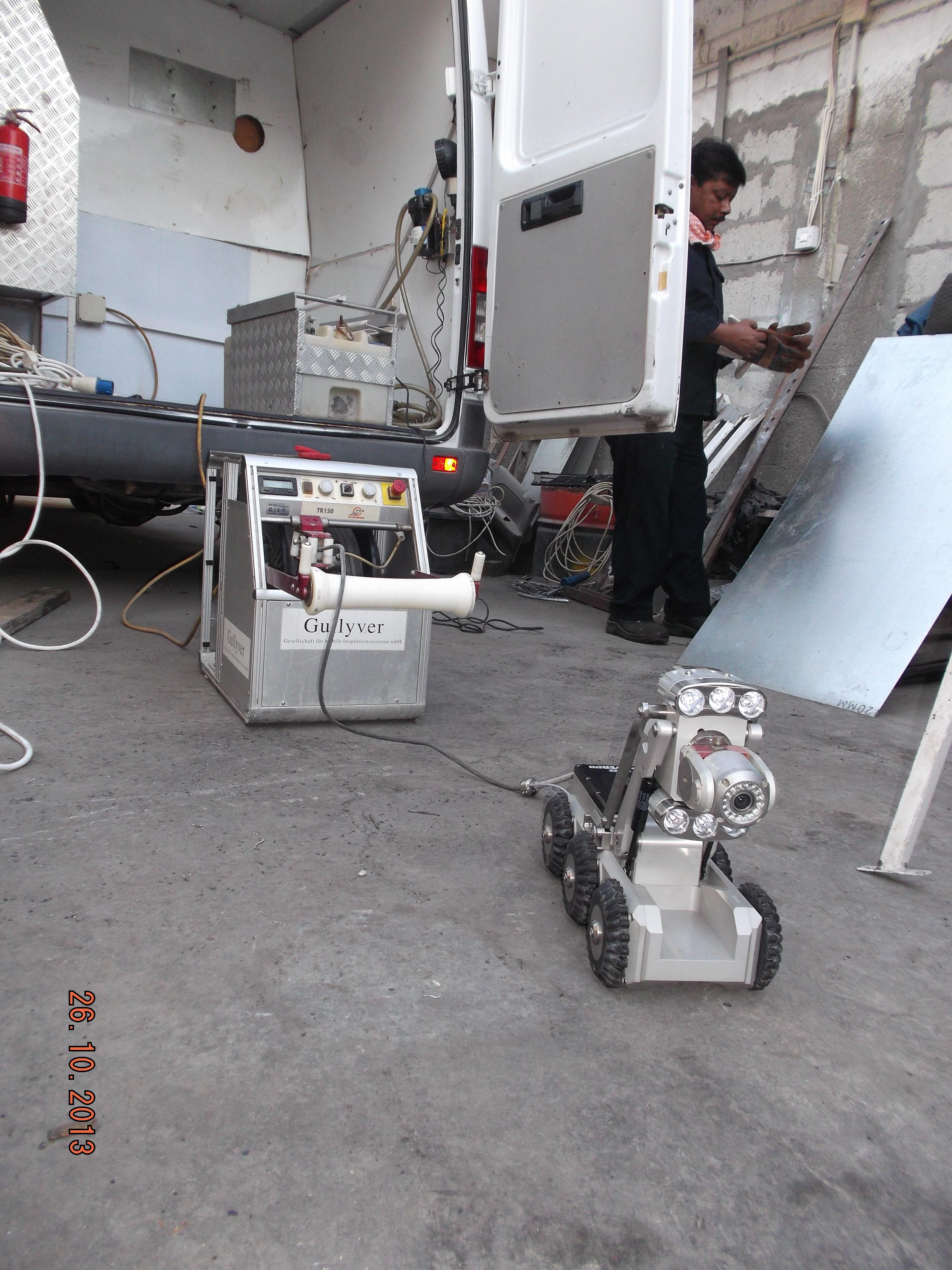 CCTV VAN RC 90