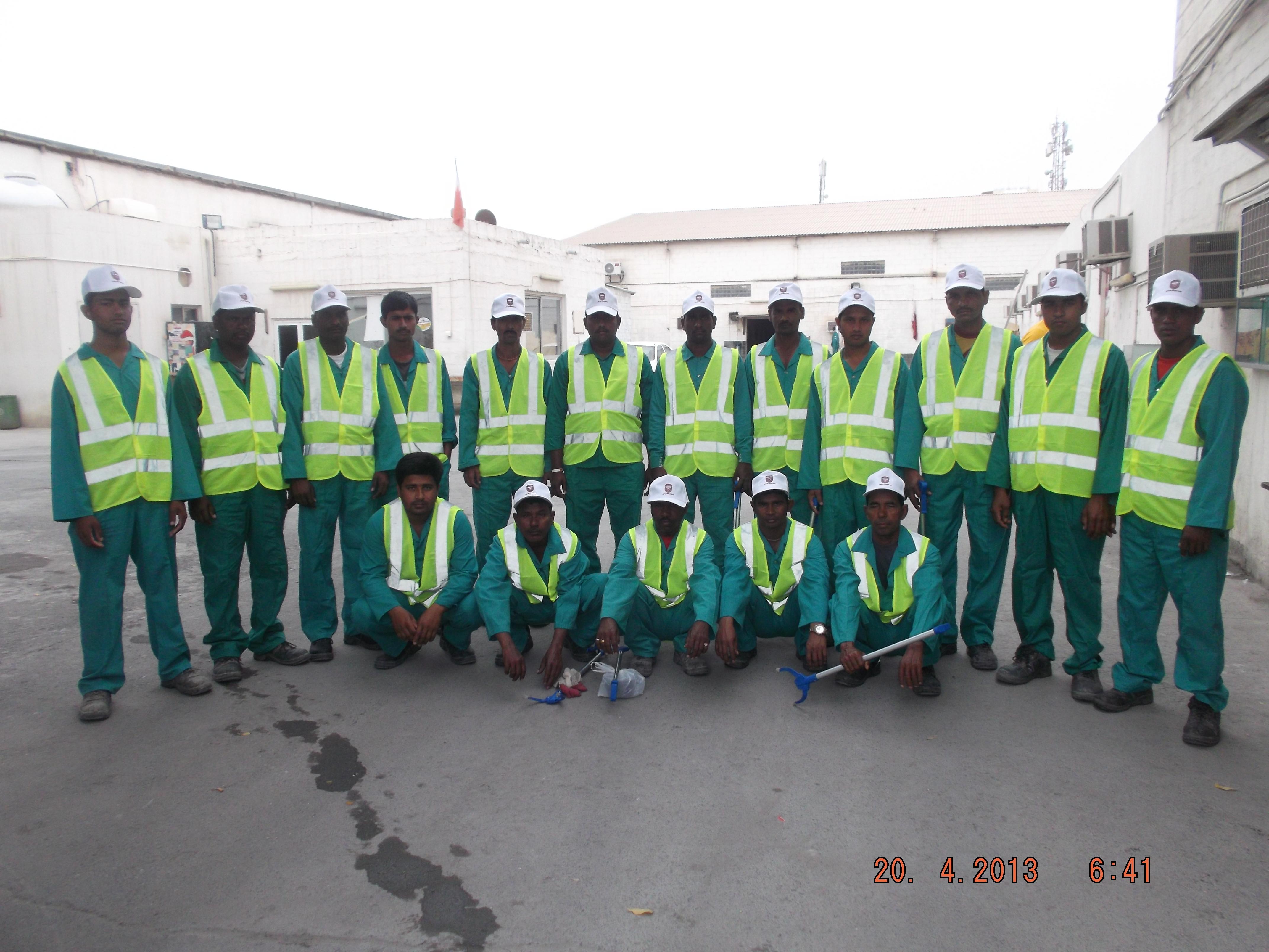 Sphinx Service Labors