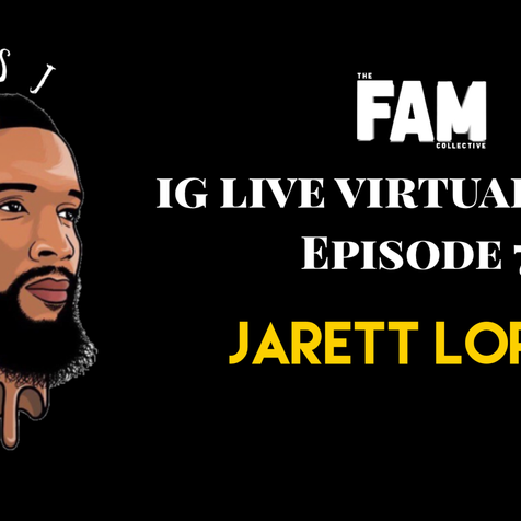 IG Live Virtual Tour w/ Jarett Lopez