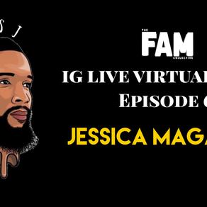 IG Live Virtual Tour Ep. 6 w/ Jessica Maganda