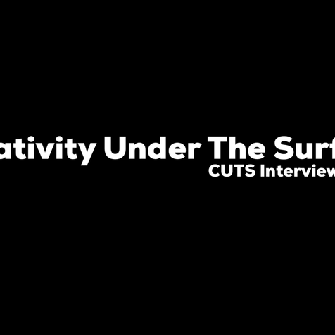 CUTS Interview Ep. 1 w/ Tahja Norman