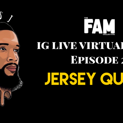 IG Live Virtual Tour Ep. 2: Jersey Queen (Jersey City)