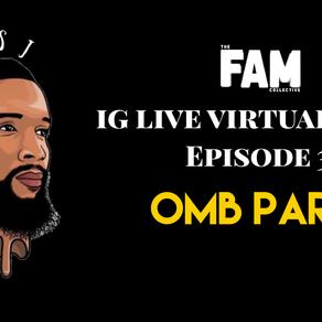 IG Live Virtual Tour Ep. 3 w/ OMB Paris