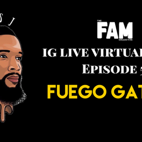 IG Live Tour Ep. 5 w/ Fuego Gatsby