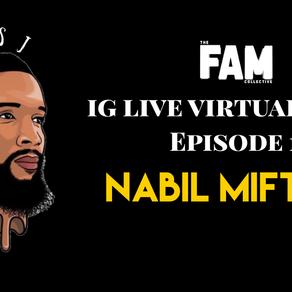 IG LIVE VIRTUAL TOUR Ep. 1: Nabil Miftahi (Jersey City)