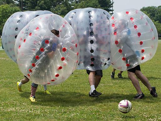 COVID-Safer Soccer.