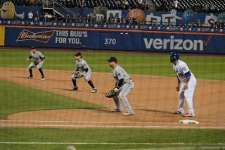 Perfect Socially Distancing Baseball.