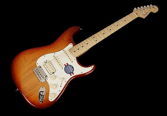 Fender stratocaster standards Sienna Sunburst HSS