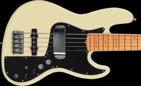 Fender Marcus Miller JAZZ BASS® V vintage white